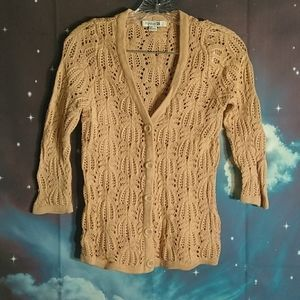 Forever 21 women's cardigan sweater size S/P
